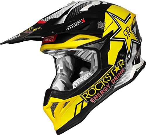 Just 1 Helmets J39 Rockstar - Matt M
