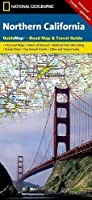 Northern California (National Geographic Guide Map) by National Geographic Maps(2015-10-06)