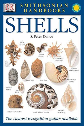 Handbooks: Shells: The Clearest Recognition Guide Available (DK Smithsonian Handbook)