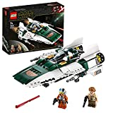 LEGO 75248 Star Wars Widerstands A-Wing Starfighter Bauset, Der Aufstieg Skywalkers Kollektion