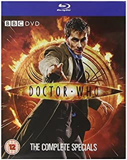 Doctor Who: The Complete Specials Region Free