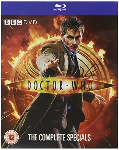 Doctor Who - The Complete Specials [Blu-ray]