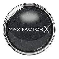 Max Factor Wild Shadow Eye Shadow Pot, 1 Ferocious Black