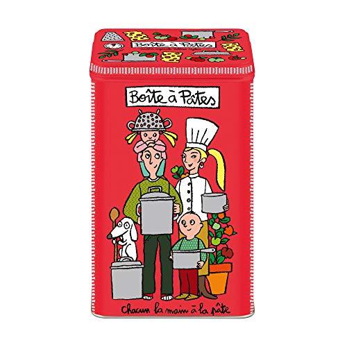 DLP Boîte à pâtes Mes pâtes m'épatent - Derrière la Porte