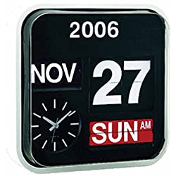 Wall Hanging Flip Clock with Large Numbers
