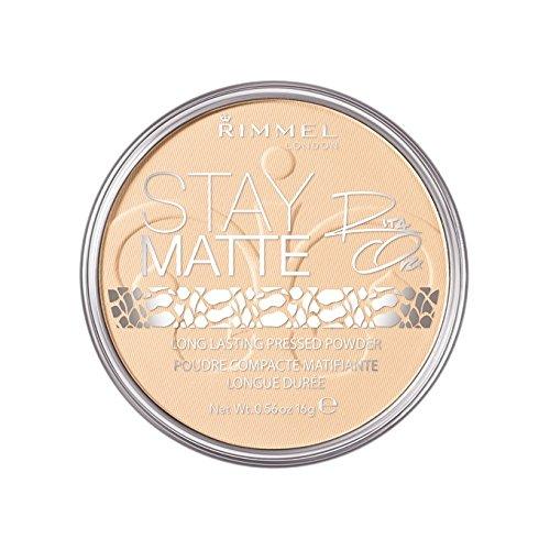 Rimmel Stay Matte Rita Ora larga duración Pressed Powder 14G