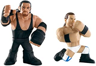 WWE Rumblers Mini Drew McIntyre and Undertaker 2-Pack