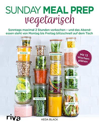 Sunday Meal Prep vegetarisch: So...