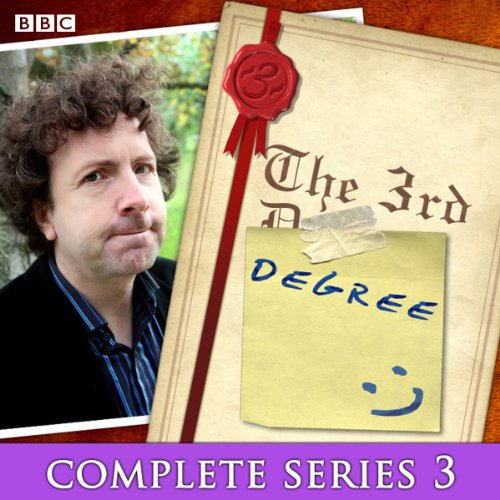 The 3rd Degree: Complete Series 3 audiobook cover art