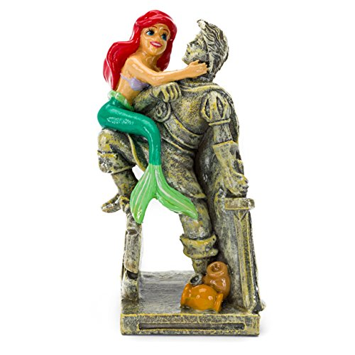 Penn Plax LMR2 Ariel & Eric Statue 8.9 cm
