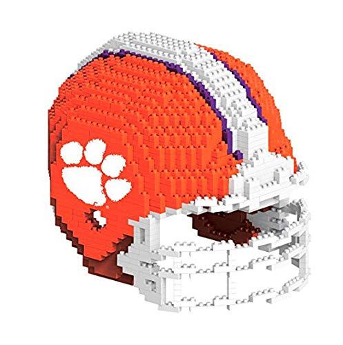 Clemson 3D Brxlz - Helmet