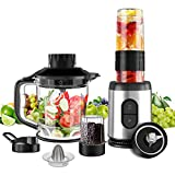 Mini Blender Multifonctionnel 5 en 1...