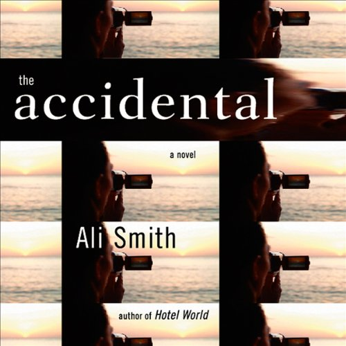 The Accidental audiobook cover art