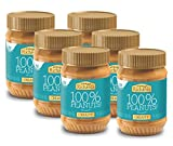 Crazy Richard's Creamy Peanut Butter, 100% Natural, Non-GMO, Gluten-Free, 16 Ounce Jars (Pack of...