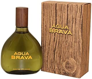 Agua Brava By Antonio Puig For Men. Eau De Cologne Pour 6.7 Oz by Antonio Puig