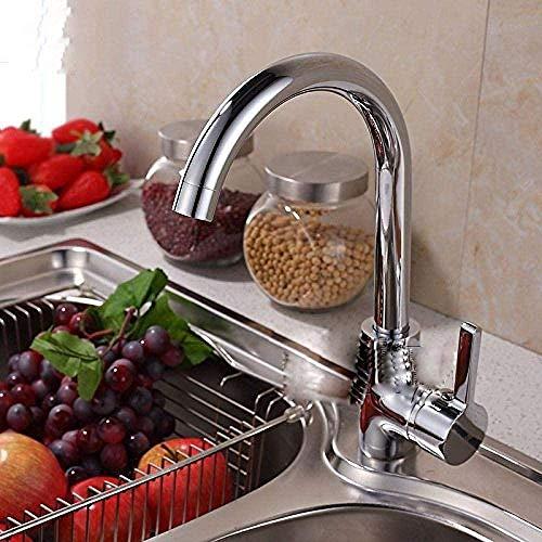 Waterkraan keukenkraan draaibaar warm en koud koper wastafel wastafel waterkraan balkon wastafel kast waterkraan