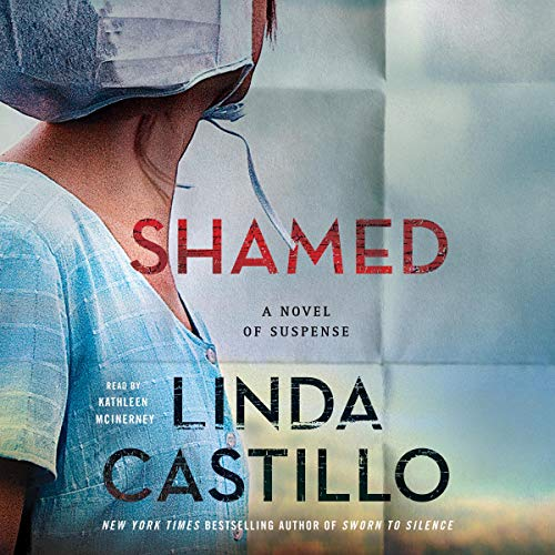 Shamed audiobook cover art
