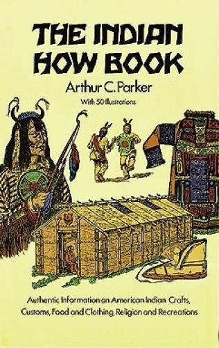 The Indian How Book (Dover Children's Classics)