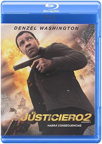 El Justiciero. Part 2 [Blu-ray]