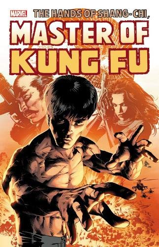 The Hands of Shang-Chi, Master of Kung-Fu Omnibus 3