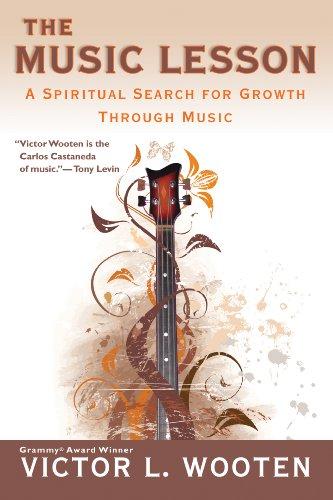 The Music Lesson: A Spiritual Search for Growth Through Music (English Edition)