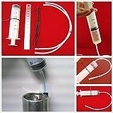 Probrother Fork Oil Tool Kit Gauge Suspension Level Tuning Syringe Shock Sag Adjuster Seal