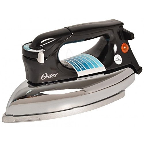 New Oster Heavyweight Classic Dry Iron GCSTBV4119 Osterizer Clothing Iron