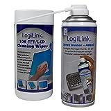 LogiLink RP0007 - Set de Limpieza para PC