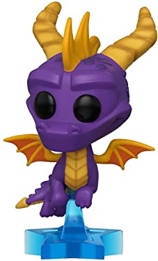 Funko Pop! Games: Spyro - Spyro,Multicolor,3.75 inches