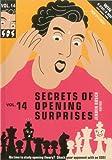 Sos - Secrets Of Opening Surprises: Vol. 14-Bosch, Jeroen