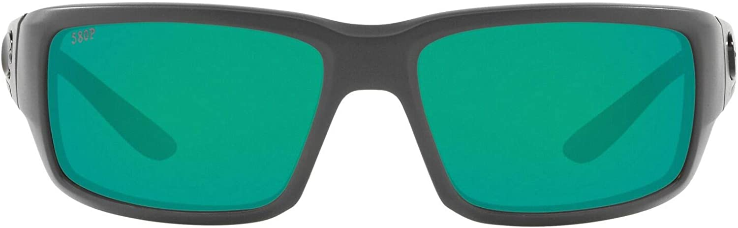 Costa New product type Del Mar Year-end gift Men's Fantail 580p Rectangular Sunglasses