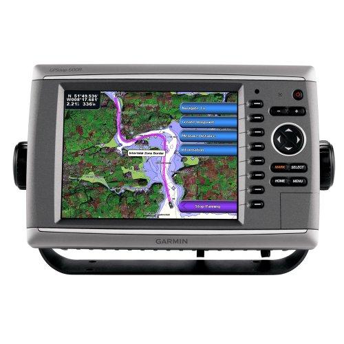 "Garmin GPSMAP 6008 navigatore 21,3 cm (8.4"") Fisso Grigio 5,1 kg"