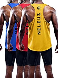 Neleus Athletic Muscle Shirt