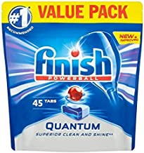 Finish Quantum Tablets Regular 45 per Pack