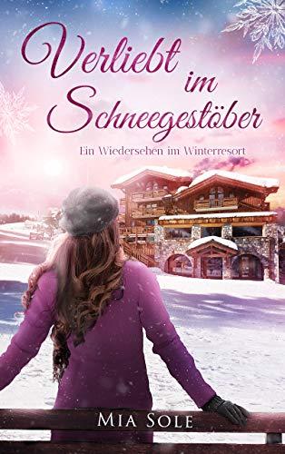 Buchseite und Rezensionen zu 'Verliebt im Schneegestöber' von Mia Sole