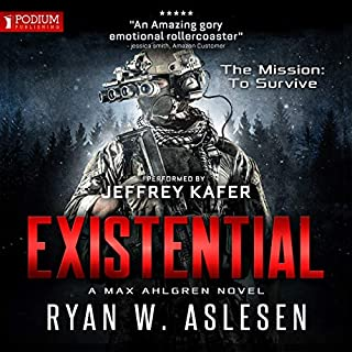 Existential     Crucible, Book 1              By:                                                                                                                                 Ryan W. Aslesen                               Narrated by:                                                                                                                                 Jeffrey Kafer                      Length: 10 hrs and 2 mins     566 ratings     Overall 4.2