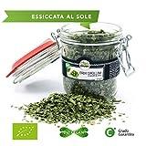 CiboCrudo Erba Cipollina Essiccata Bio Cruda, Raw Organic – 35gr – Erba Aromatica Biol...