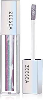 ZEESEA(ズーシー)ダイヤモンドシリーズ 星空リキッドアイシャドウ (08青い燈火)3g 液体アイシャドウ
