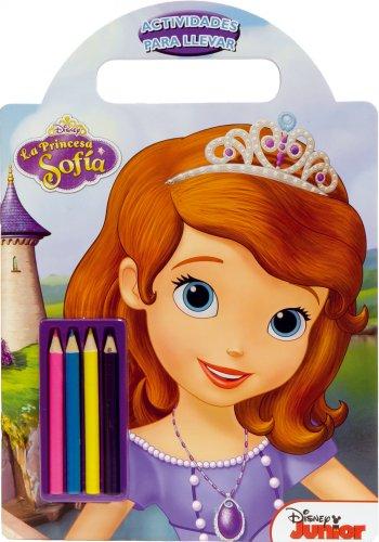 La Princesa Sofía. Actividades para llevar (Disney. Princesa Sofía)