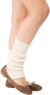 Hankins(ハンキンズ)レッグウォーマー 足首 ウォーマーロングタイプ 43cm丈 冷え対策 レディース 靴下 ヨガウェア 秋 冬かわいい 防寒 温かい ゴルフ ソックス 通学 通勤