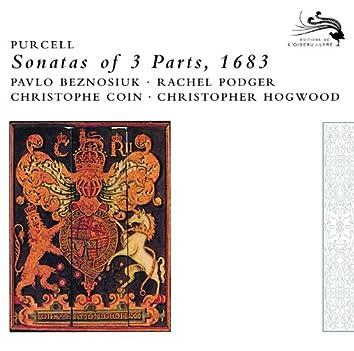 Purcell: 12 Sonatas of Three Parts