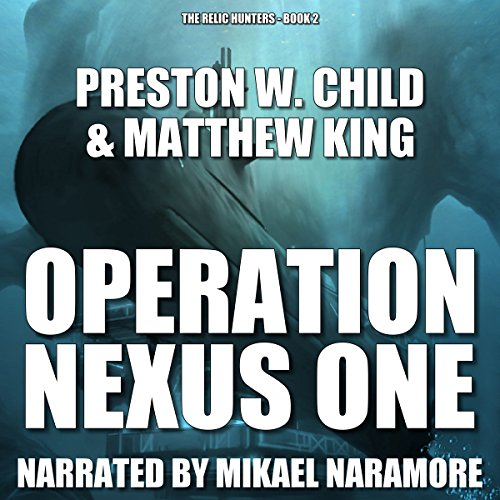 Operation Nexus One audiobook cover art
