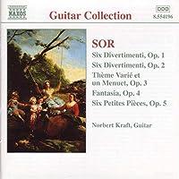 SOR: Guiter Music Opp. 1-5