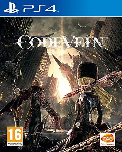 Namco Bandai Games Code Vein Básico PlayStation 4 Plurilingüe vídeo - Juego (PlayStation 4, Acción / RPG, RP (Clasificación pendiente))