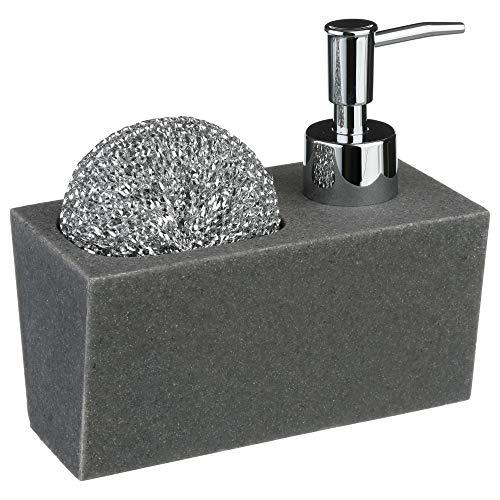 Dispenser di sapone + spugna