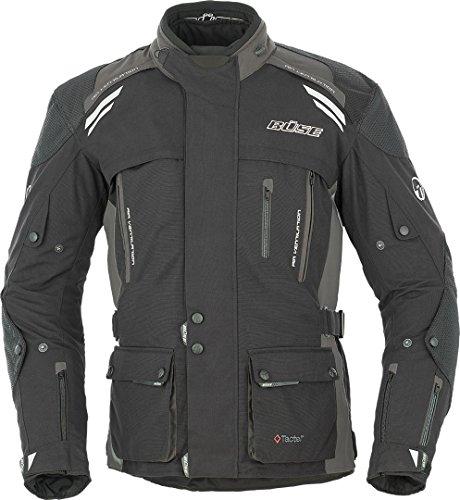 Büse Highland Motorrad Textiljacke 52 Schwarz/Anthrazit