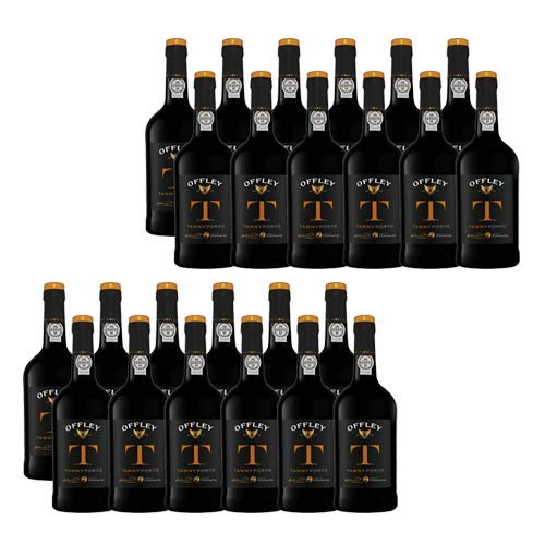Vino de Oporto Offley Tawny - Vino Fortificado- 24 Botellas