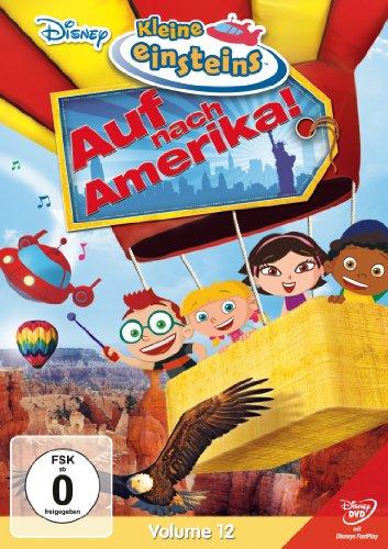 Kleine Einsteins, Volume 12 - Auf nach Amerika!