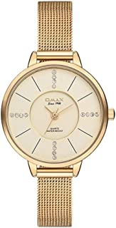 Women's Water Resistant Alloy Analog Watch 00FMB002Q001