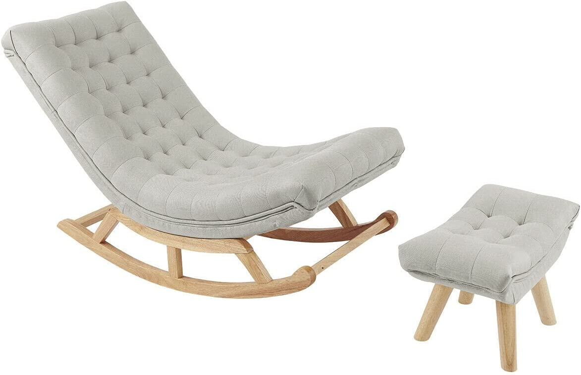 HUIJK Limited time cheap sale Living Room Chairs Chair Lounge 67% OFF of fixed price Relaxi Rocking